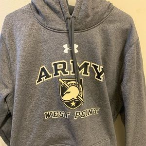 Under Armour Shirts - Under Armour West Point hoodie